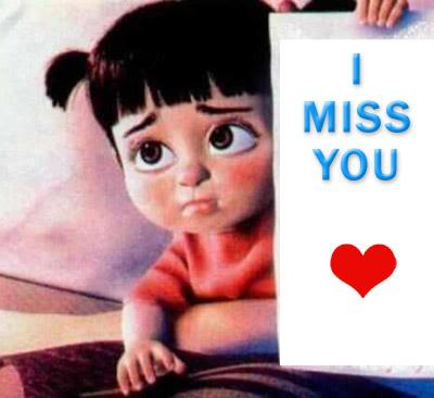 miss you cartoons, miss you cartoon, miss you picture, miss you pictures,