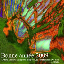 BONNE ANNEE 2009