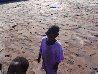 We dun Ghana-way!: Naked Children, Good Brandy, and