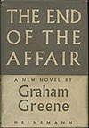 analyzing graham greene's the end of Graham greene this study guide quotes, character analysis, themes, and more - everything you need to sharpen your knowledge of the end of the affair.