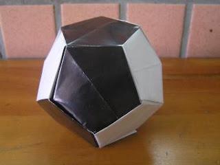 正十二面體