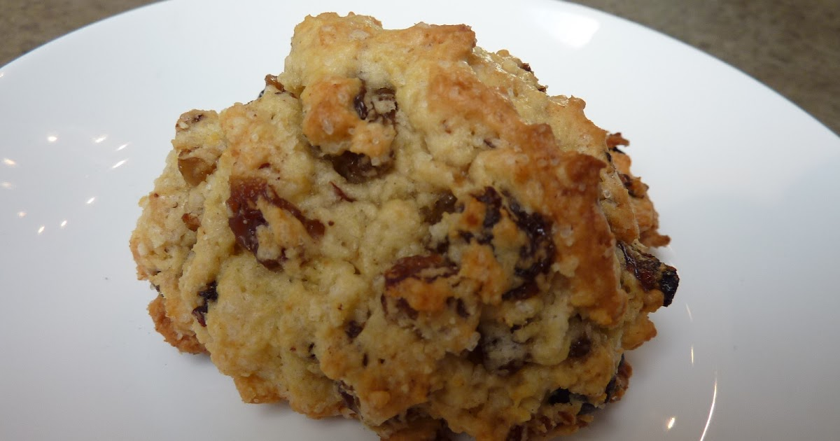 How To Make Rock Cakes With Plain Flour