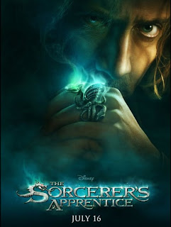 The Sorcerer's Apprentice - Nick Cage