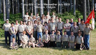 troop 626 happenings summer camp at meriwether