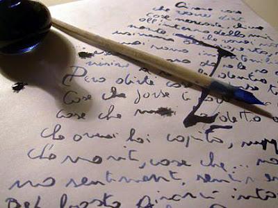 La faticosa necessità della scrittura