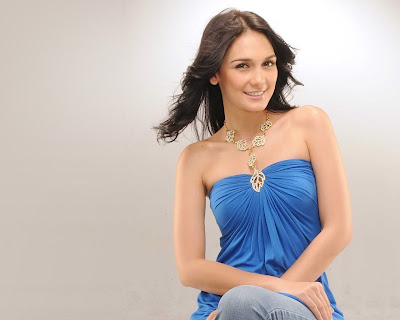 Luna Maya on Luna Maya   Girls For Me