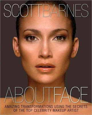 Makeup Books on Scott Barnes   About Face Book Review