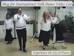 Blog on Folk Dance Videos