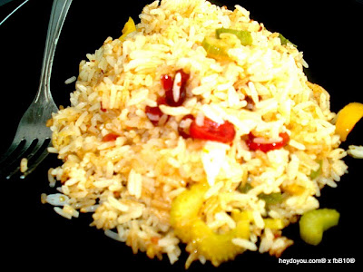 HCB #53: fried rice loving!