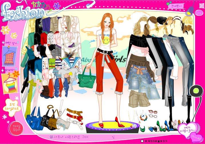 juegos pra vestir a barbie:
