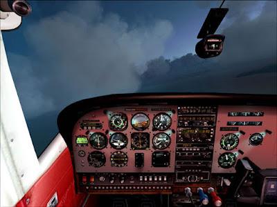 avioneta cessna - cessna plane - addons fsx