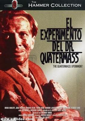 El Experimento del Doctor Quatermass