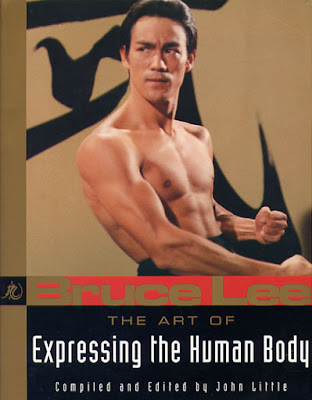 The Art of Expressing Human Body - Bruce Lee