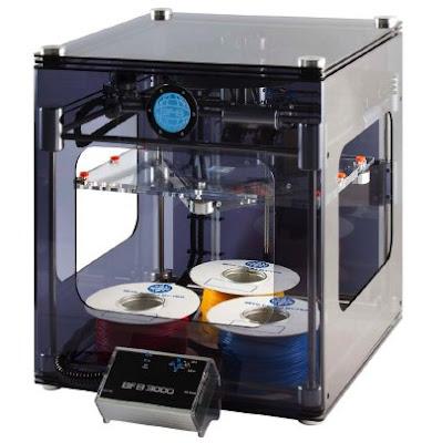 impresora 3D de bajo precio BFB 3000 de Bits from Bytes