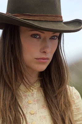 Sexy Olivia Wilde, Cowboys and Aliens - 2011