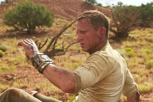 Daniel Craig en Cowboys and Aliens del director de Iron Man