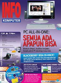 Info Komputer July 2009