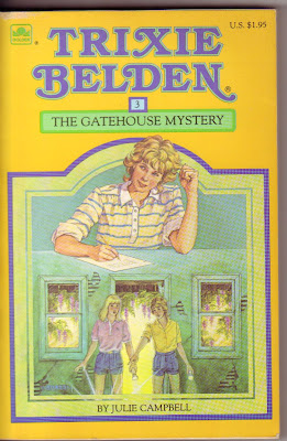 trixie belden mysteries series