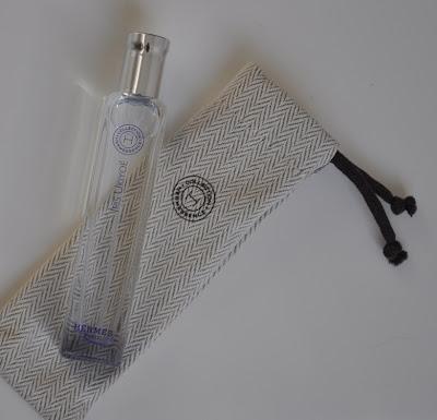 Hermes Iris Ukiyoe Perfume bottle