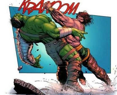 Hercules vs Hulk