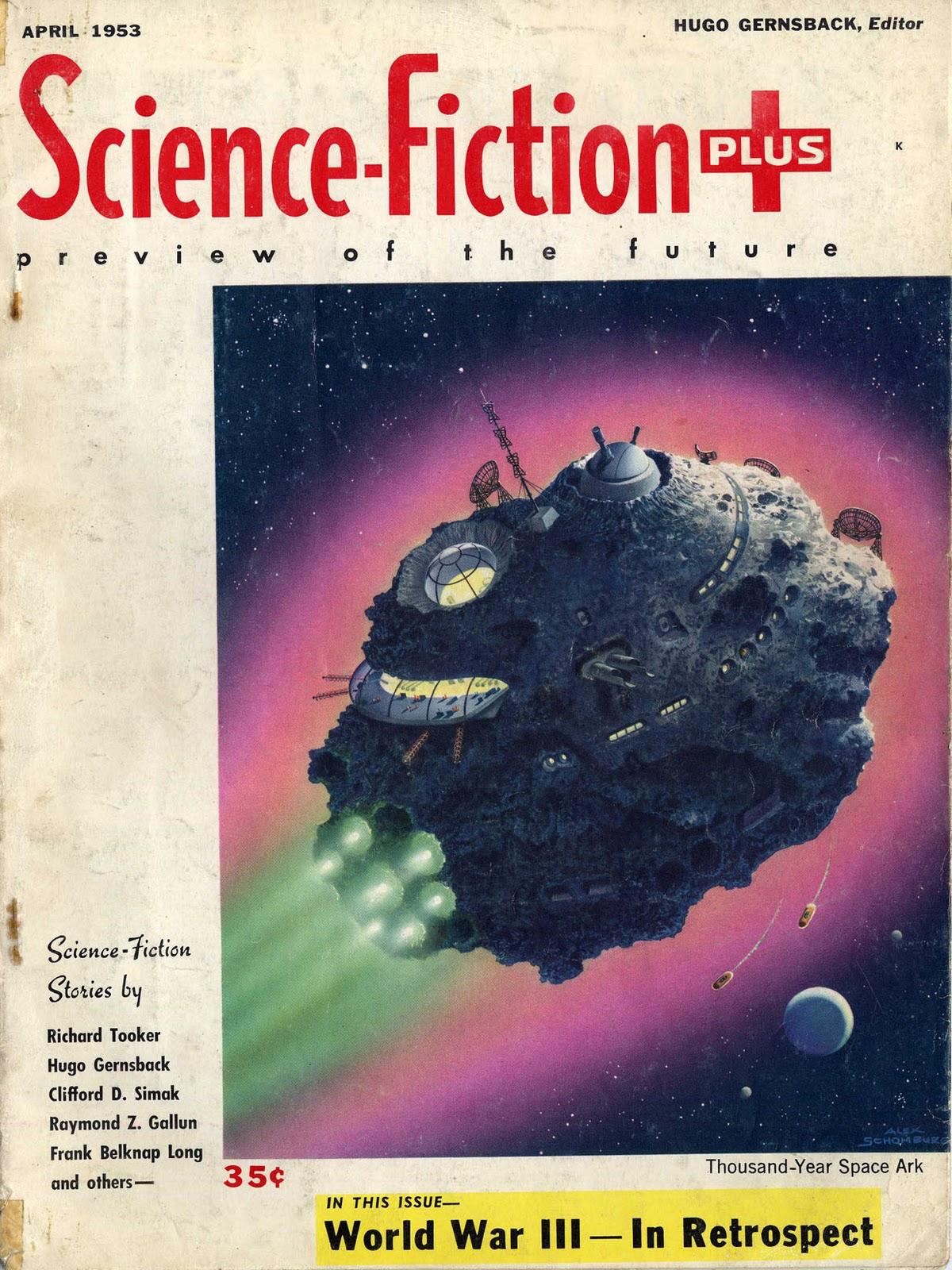 sci fi essay
