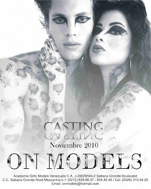 Concurso On Models International