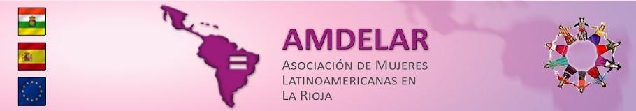 Amdelar - asociación de mujeres latinoamericanas en La Rioja