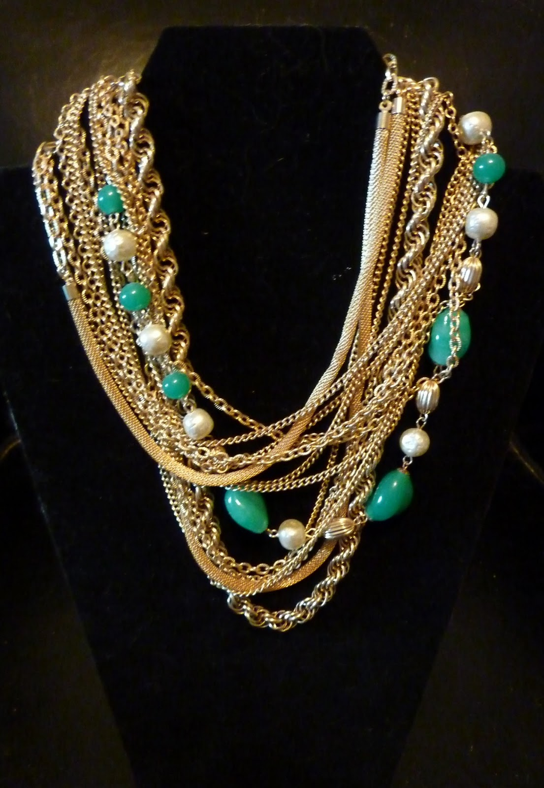 Refined Armour: Cleopatra, Inspired Jewelry