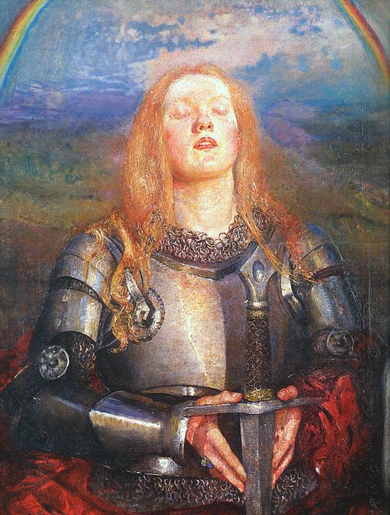 Refined Armour: Joan of Arc, Art History