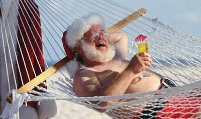 funny santa pictures
