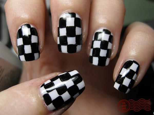 check - daily nail