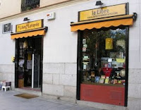 La Libreria de Lavapies bookstore Madrid