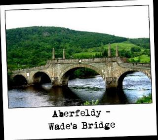 Wade's Bridge Aberfeldy
