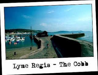 Lyme Regis The Cobb
