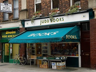 Judd Books London