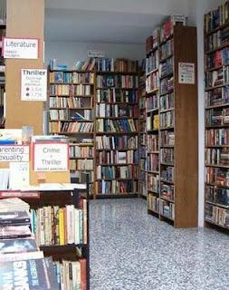 Hibernian Books bookstore