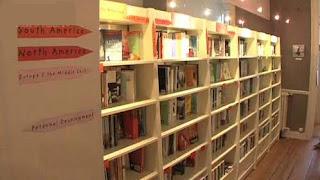 Nicola's Bookshop Brussels