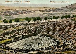 Elefthroudakis Athens postcard