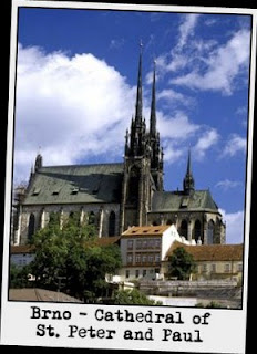 Brno Cathedral of St. Peter and Paul