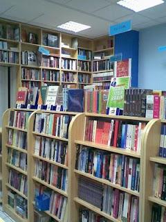 Eurobooks Bratislava Bookstore