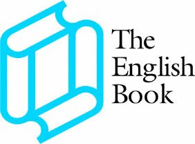 the english book logo