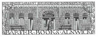 Barter Books logo