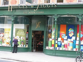 Hodges Figgis bookshop