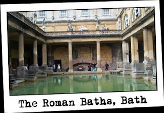 The Roman Baths Bath