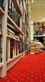All That Stuff Bookstore Warsaw