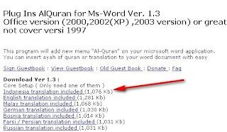 plugin huruf arab