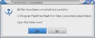 konversi file flv ke MP3