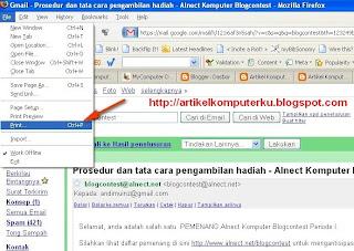 mengubah (konversi)html ke pdf 01