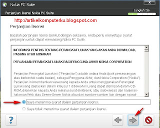 instal nokia pc suite