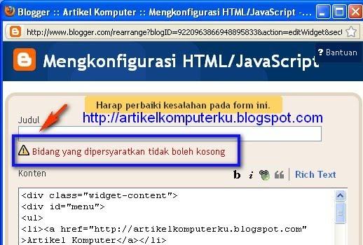 gadget html